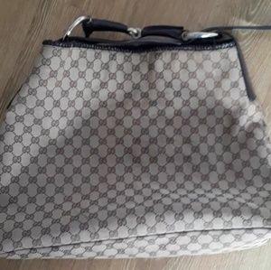 Handbags - GUCCI Horsebit Hobo Bag